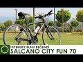 Salcano City Fun 70 İncelemesi - Ucuz Şehir Bisikleti - Biz Beğendik ;)