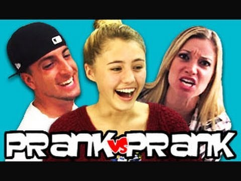 Teens React to PrankvsPrank