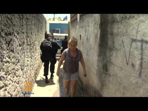 Activists criticise Brazilian police raid