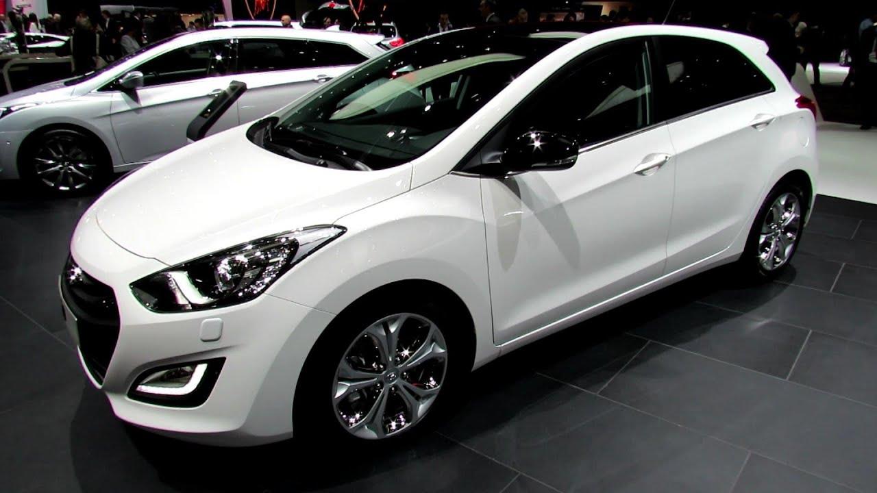 2014 Hyundai i30 Diesel (Hyundai Elantra) - Exterior ...