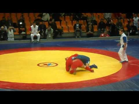 Fedor Emelianenko - A. Gelegaev The championship of Russia sambo 2012.mp4 Image 1