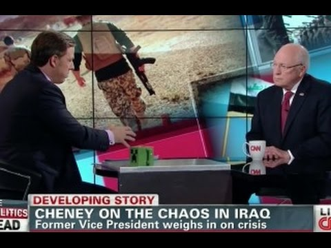 Dick Cheney: Iraq Did Well Under Us