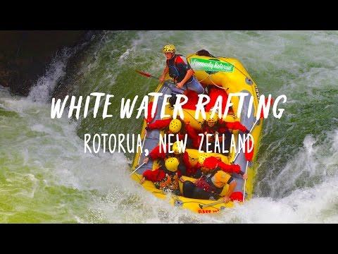 Rotorua Rafting (New Zealand)