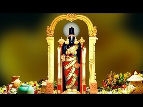 Sri Venkateswara Swamy Devotional Song By S.p. Balasubramaniam video