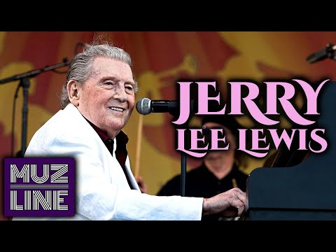 Jerry Lee Lewis - New Orleans Jazz & Heritage Festival 2015