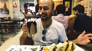 STREET FOOD IN JODHPUR || CHEAP EATS IN INDIA || FAST FOOD IN JODHPUR || AMAZING SHAKES IN INDIA