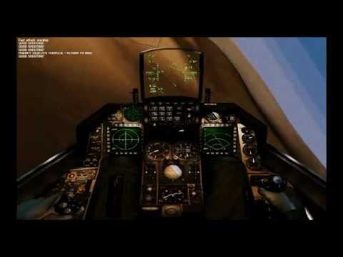 F 16 - AGGRESSOR - Moroccam - Mission BLACK GOLD FULL