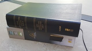 NASB Life Application Study Bible in Top Grain Leather - Bible Review