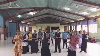 Panama Dance By Pengawas Sekolah