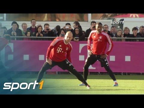 Robben kritisiert Wenger - Heldt stützt Keller | SPORT1 NEWS