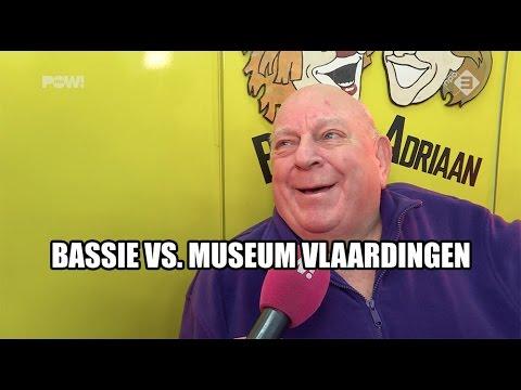 Museum laat Clown Bassie links liggen