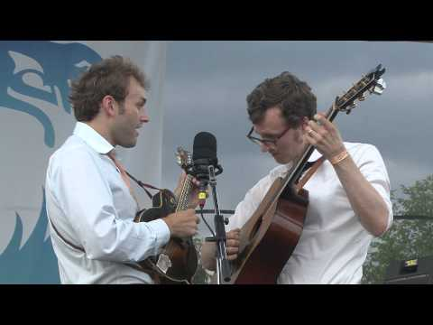 Chris Thile and Michael Daves,