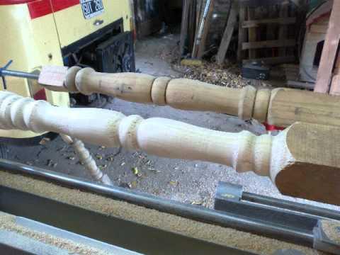 para madera torno copiador