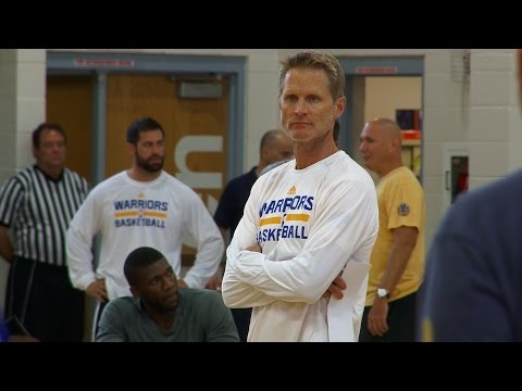 Kerr Set for Warriors Coaching Debut