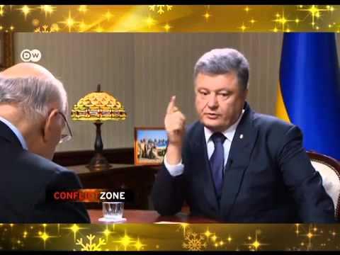 Скандальное интервью Порошенко,которое удалили со всех укр сайтов