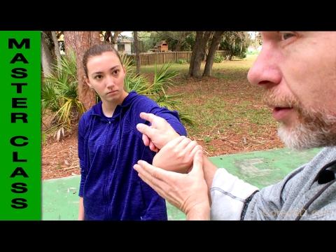 How To Use Devastating High Wrist Lock - Master Class Core JKD