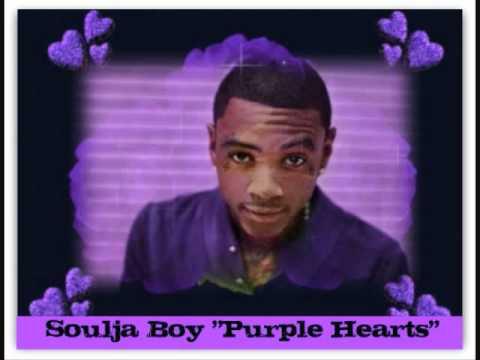 "NEW [2010] @SouljaBoy - ""Purple Hearts"""