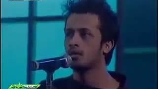 download lagu Atif Aslam Aadat  Unplugged  Live gratis