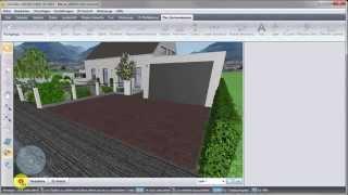 DATAflor GRÜNSTUDIO 3D® Tipps & Tricks: Flächen
