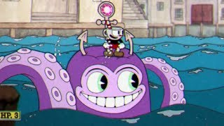 Cuphead - All Run