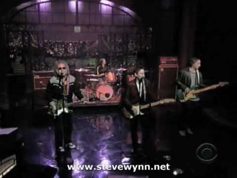 The Baseball Project on Letterman