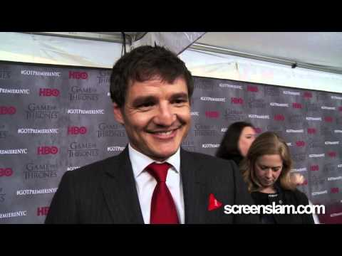 Game of Thrones Season 4: Pedro Pascal