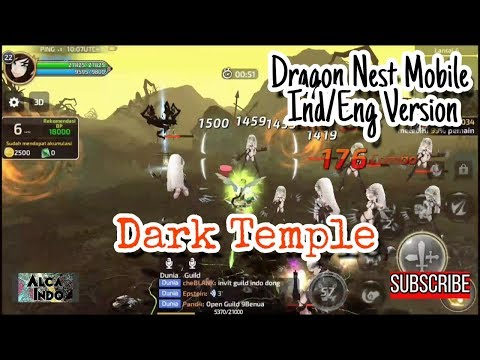 Dark Temple - Assasin | Dragon Nest Mobile (Indonesia/English) [Android]