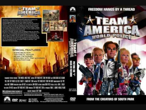 Team America World Police Theme America Fuck Yeah Explicit Warning video