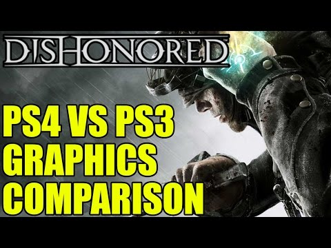 Dishonored Definitive Edition   PS3 Vs PS4 Graphics Comparison - 1080p