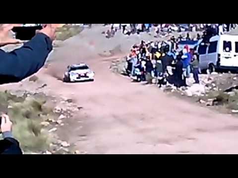 Rally Argentina 2015 - Radio Conlara Córdoba -Vídeo 16