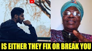 IS EITHER THEY FIX OR BREAK  YOU BY MAAME RUTH FOSUAH