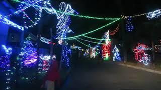 Point Village Christmas Lights 2018