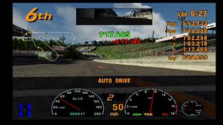 Gran Turismo 3 Playthrough Part 101! Race 8 on Formula 1 GT Championship! Apricot Hill Raceway!
