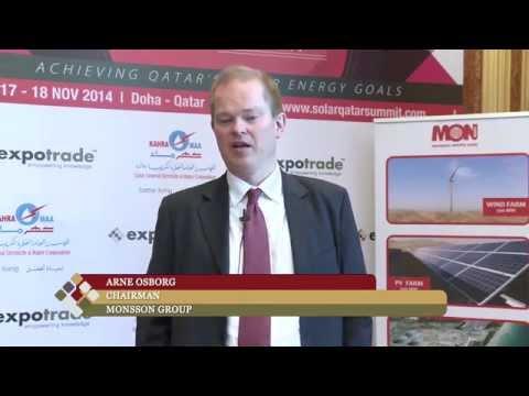Solar Qatar Summit 2014 @Expotrade