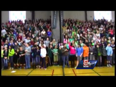 Wake up Call from Mattacheese Middle School