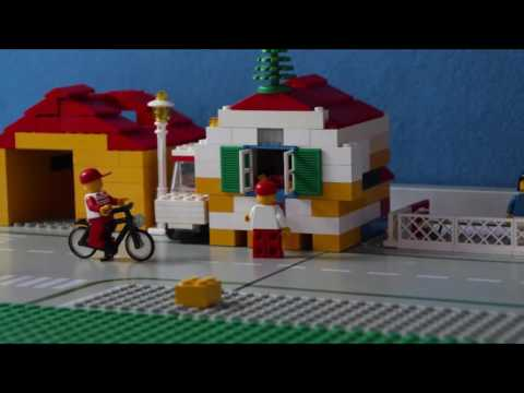 Legotrickfilm - Robuste Kids