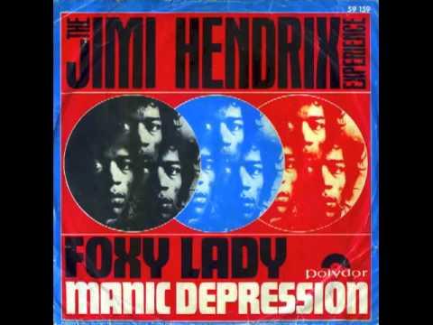 Jimi Hendrix Experience - Foxy Lady
