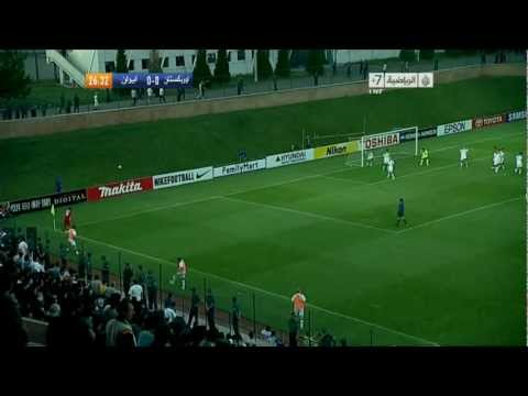 Uzbekistan vs Iran - 2014 FIFA World Cup qualification - AFC 4th Round