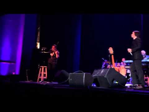 """""""Dooset daram"""" Mohsen Yeganeh Live in DC 1/10/2015"""