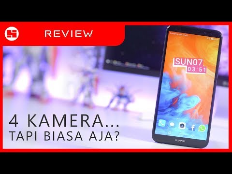 Review Huawei Nova 2i : 4 Kamera Yang Kerasa Biasa Aja...