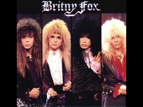 Britny Fox - Gudbuy T Jane