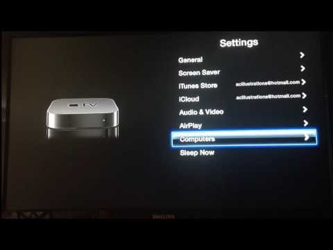 Problemas con Apple TV y AirPlay error como arreglar iPhone iPad iPod