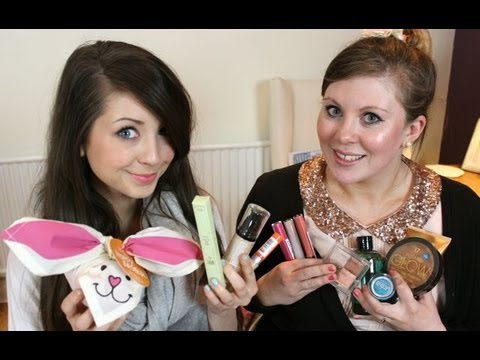 Huge Beauty Haul (with Louise)