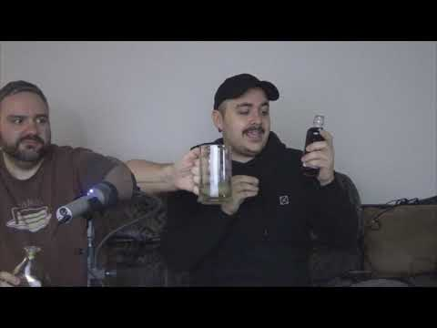 Jay & Don drink Coca-Cola mixers - with alcohol