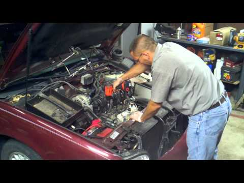 GM 3.8 Intake Manifold replacement. Removal the fast way W