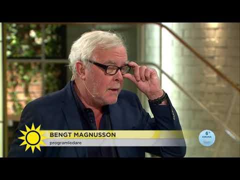 """Bengt och Malou: """"Fruktansvärt roligt program att göra"""" - Nyhetsmorgon (TV4)"""