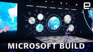 Microsoft Build 2019 Keynote in under 14 minutes