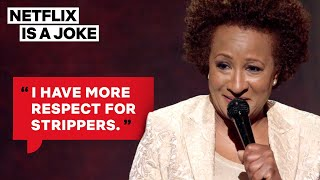 Wanda Sykes Hates The Bachelor | Netflix Is A Joke