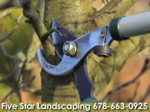 Five Star Landscaping Lithia Springs, GA