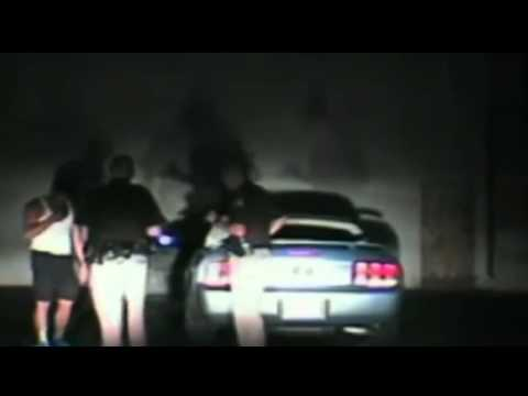 Crazy Utah Cops Beat Up GO HAM!!★ Ronny May Sues Over Dash Cam Beating Arrest Brutality★★